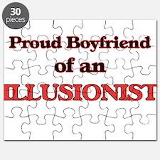 Proud Boyfriend of a Illusionist Puzzle