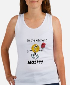 Pickleball-In the Kitchen Tank Top