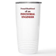 Proud Boyfriend of a In Travel Mug