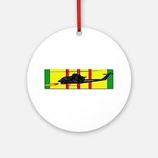 Vietnam - VCM - AH-1 Cobra Round Ornament