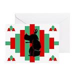 Cocker Spaniel Christmas Cards (Pk of 10)