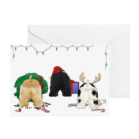 Cocker Spaniel Christmas Cards (Pk of 20)
