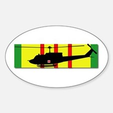 Vietnam - VCM - UH-1 Huey - Medieva Decal