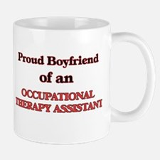 Proud Boyfriend of a Occupational Therapy Ass Mugs