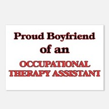 Proud Boyfriend of a Occu Postcards (Package of 8)