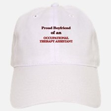 Proud Boyfriend of a Occupational Therapy Assi Baseball Baseball Cap
