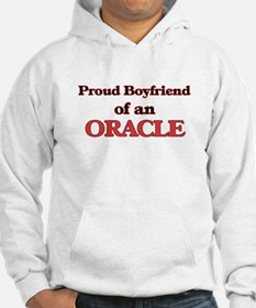 Proud Boyfriend of a Oracle Jumper Hoody