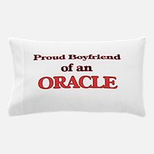 Proud Boyfriend of a Oracle Pillow Case