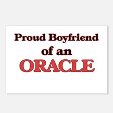 Proud Boyfriend of a Orac Postcards (Package of 8)
