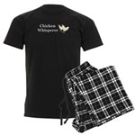 Chicken Whisperer Men's Dark Pajamas