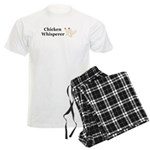 Chicken Whisperer Men's Light Pajamas