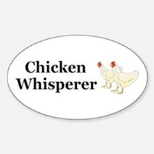 Chicken Whisperer Decal