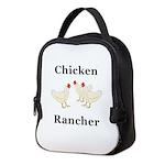 Chicken Rancher Neoprene Lunch Bag