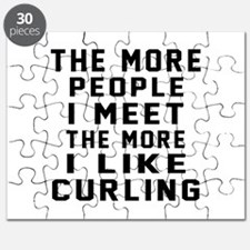 I Like More Curling Puzzle