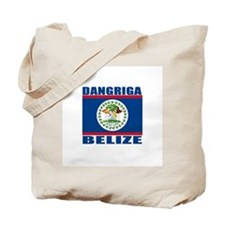 Dangriga, Belize Tote Bag