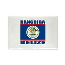 Dangriga, Belize Rectangle Magnet