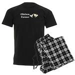 Chicken Farmer Men's Dark Pajamas