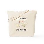 Chicken Farmer Tote Bag