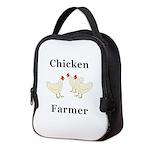 Chicken Farmer Neoprene Lunch Bag