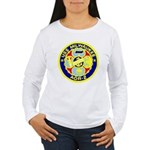 USS Milwaukee (AOR 2) Women's Long Sleeve T-Shirt