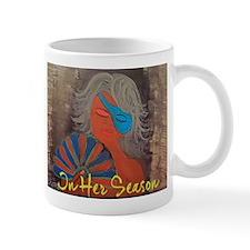 In Her Season Mugs