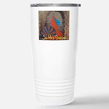 In Her Season Travel Mug