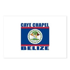 Caye Chapel, Belize Postcards (Package of 8)