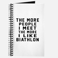 I Like More Biathlon Journal