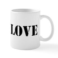 SEIZE LOVE Mug