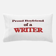 Proud Boyfriend of a Chiropodist Pillow Case