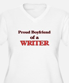 Proud Boyfriend of a Clerical As Plus Size T-Shirt