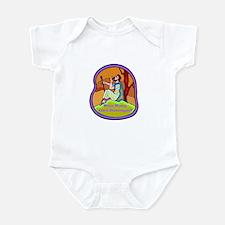 What Would Jesus Disenchant Infant Bodysuit