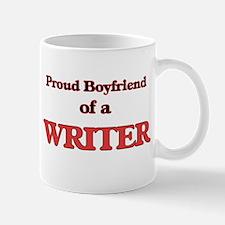 Proud Boyfriend of a Communications Engineer Mugs