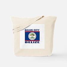 Belize City, Belize Tote Bag
