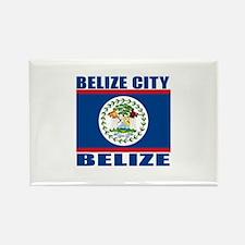 Belize City, Belize Rectangle Magnet