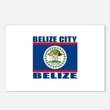 Belize City, Belize Postcards (Package of 8)