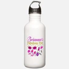 CUSTOM 21ST Water Bottle