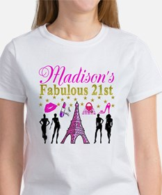 CUSTOM 21ST Women's T-Shirt