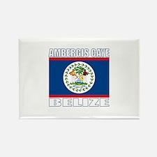 Ambergis Caye, Belize Rectangle Magnet