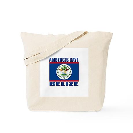 Ambergis Caye, Belize Tote Bag