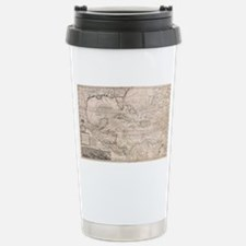 Cartography Travel Mug