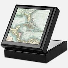 Cool Caribbean Keepsake Box