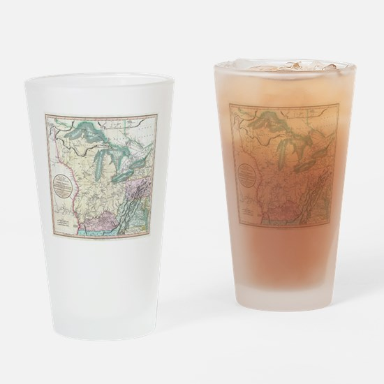 Unique Us history Drinking Glass
