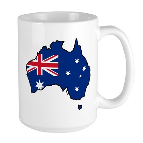 Cool Australia Large Mug