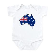 Cool Australia Infant Bodysuit