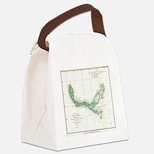 Cool Savannah Canvas Lunch Bag