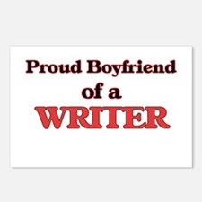 Proud Boyfriend of a Deon Postcards (Package of 8)