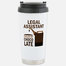 Funny Chocoholics Travel Mug