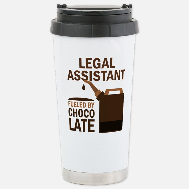 Cute Legal assistant Travel Mug