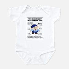 Guest Identification Infant Bodysuit